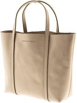 Paige mini pinking shears tote | Banana Republic
