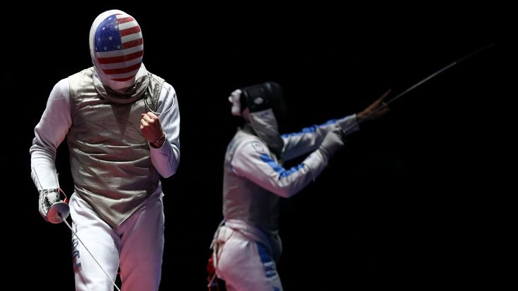 USA wins first Olympic fencing team foil medal in 84 years
