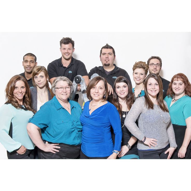 Meet our awesome crew! (missing Krystal as she joined our team after this pic was taken) We are so lucky to have such a great team behind the best window covering company in Regina and South East Sask!