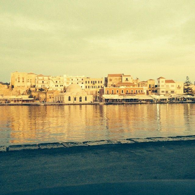 Old Port, Chania Photo credits: @ivi_evlo