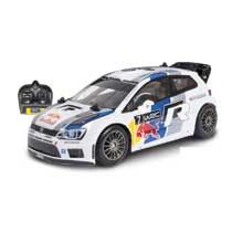 Nikko RC VW Polo WRC Red Bull