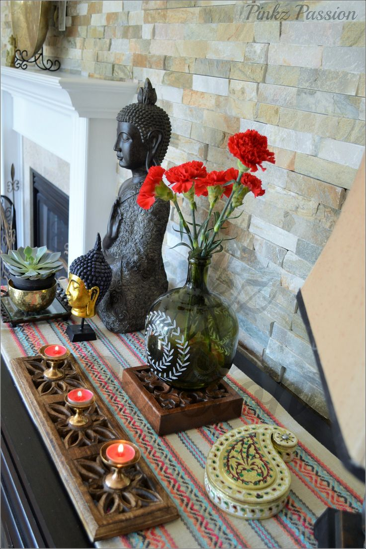 Best 25 buddha decor ideas on pinterest zen bedroom for Artificial flowers for home decoration india