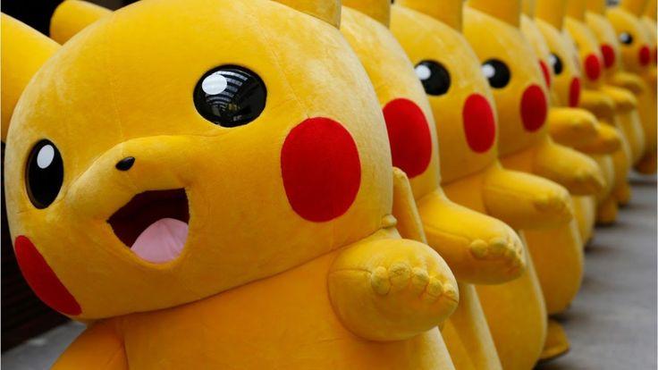 Pikachu Named Ambassador To Japanese City