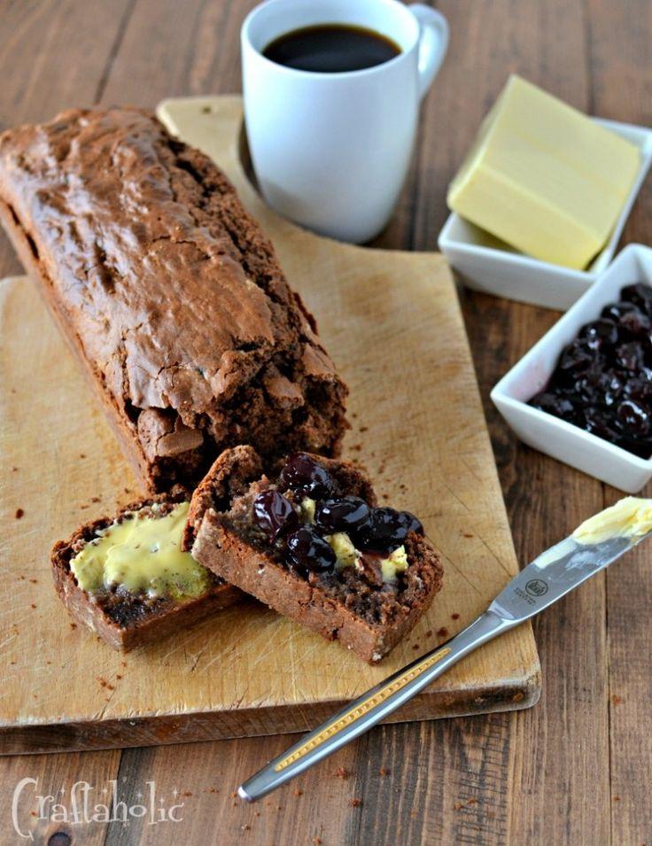 Το σοκολατένιο ψωμί του Άκη - Craftaholic