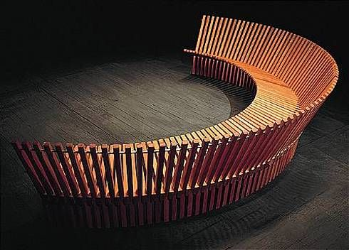 17 Best Images About Curved Benches On Pinterest Bay