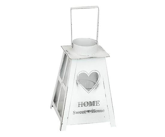 Lanterna in metallo Home - 10x23x10 cm