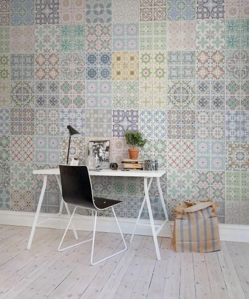 Hey, look at this wallpaper from Rebel Walls, Marrakech! #rebelwalls #wallpaper #wallmurals