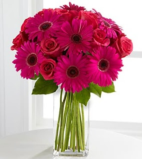 gerber daisies: Rose, Gerber Daisies, Gerbera Daisies, Wedding Bouquets, Wedding Ideas, Gerbera Daisy, Wedding Flowers, Pink Gerbera, Favorite Flower
