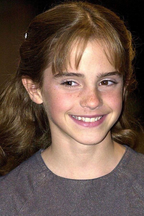 Emma Watson Harry Potter 1 Premiere