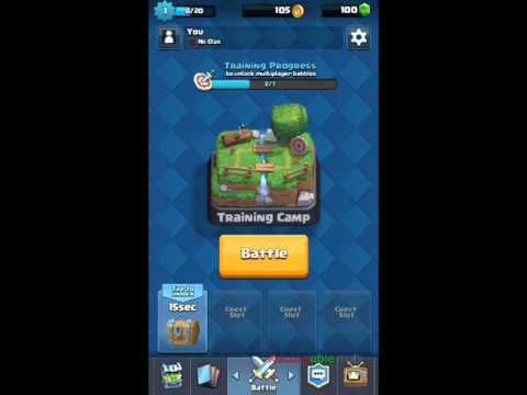 Permulaan - Clash Royale part 1
