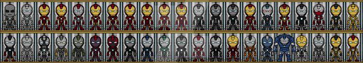 Iron Legion SD COMPLETE by spid3y916 on DeviantArt