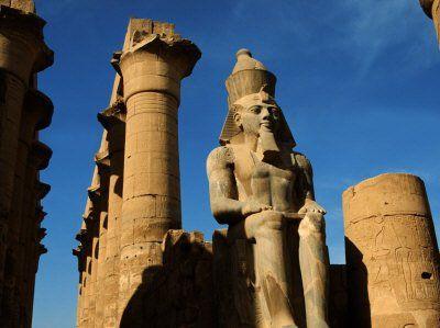 Ägypten - Luxor-Tempel