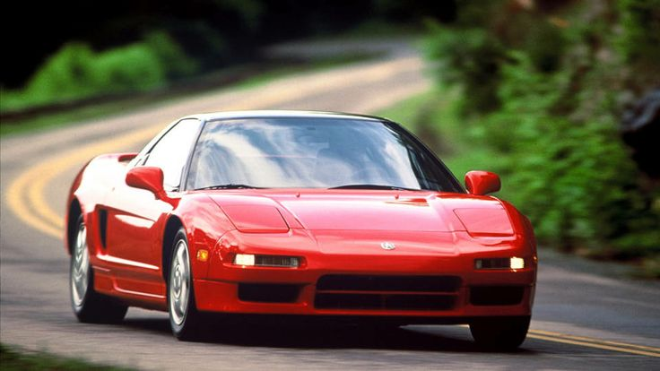 1991 Acura NSX - Long Term Exotic - Road & Track