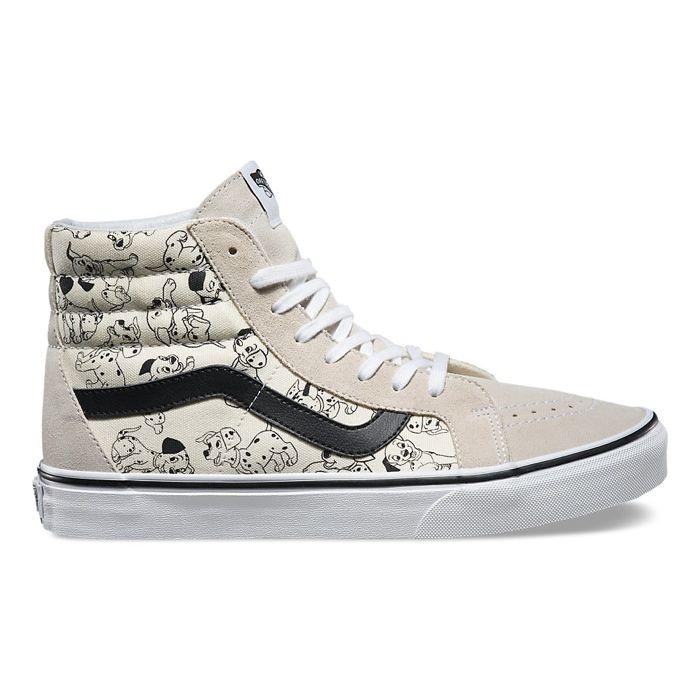 Vans x Disney 101 Dalmatians Hi-Top Sneaker