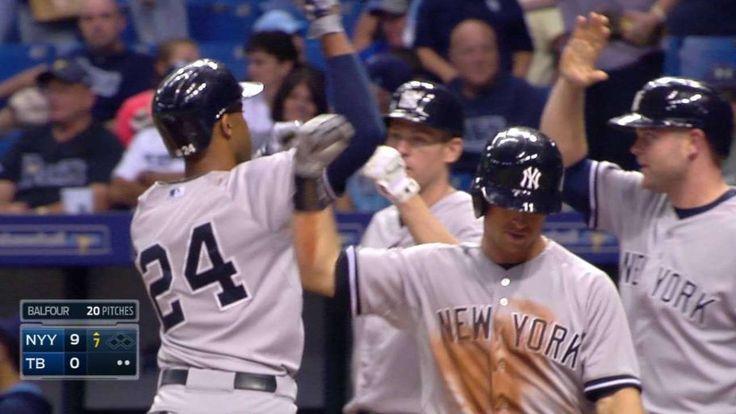 Las Grandes Ligas MLB: Tanaka Yankees