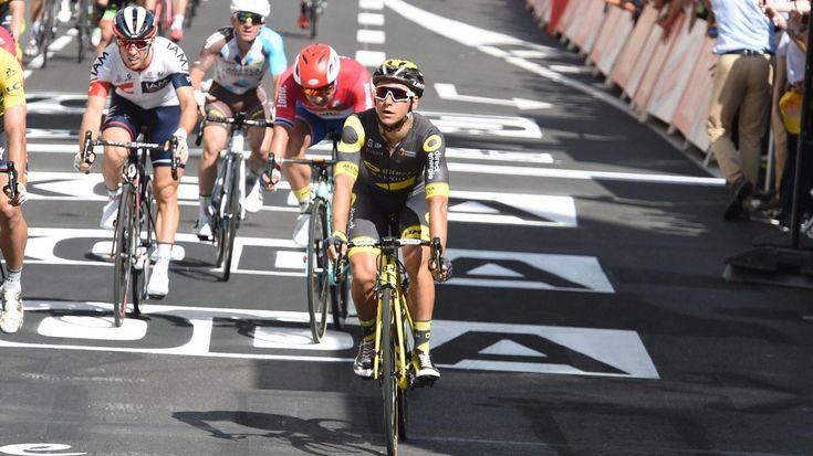 """TOUR DE FRANCE – Au Parc des Oiseaux, Bryan Coquard était attendu, mais il a déçu. Septième de la 14e étape, le sprinteur Direct Energie affirme avoir été battu par un adversaire """"plus fort"""", tout en refusant la supériorité de Mark Cavendish, """"pas au-dessus..."""