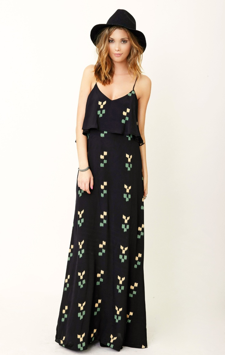 Blu Moon Summer Lovin' Maxi Dress