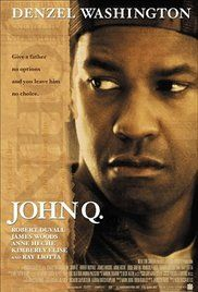 John Q    John Q (2002)  John Q (2002) watch free full movies online. John Quincy Archibald's son Michael collapses while playing baseball as a result of heart failure. John rushes Michael to a hospital emergency room where he is informed that Michael's only hope is a transplant. Unfortunately John's insurance won't cover his son's transplant. Out of options John Q. takes the emergency room staff and patients hostage until hospital doctors agree to do the transplant.   EXTRA INCOME IDEAS…