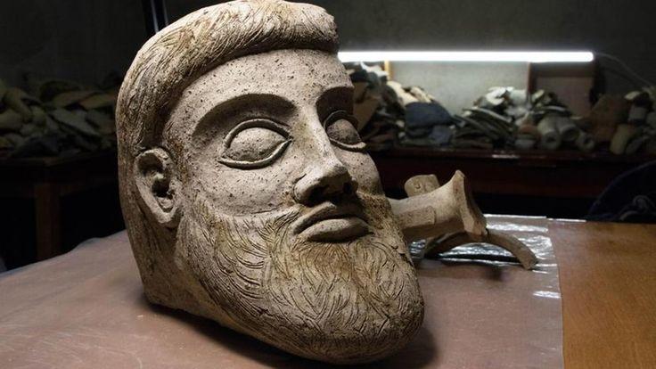 Un dios griego de hace 2.500 años en el fondo del mar Negro