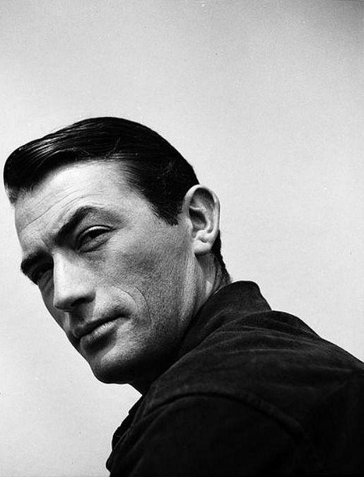"mattybing1025: "" Gregory Peck, c. 1950 """