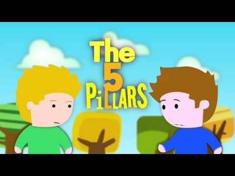 The 5 pillars of Islam animated in English - YouTube