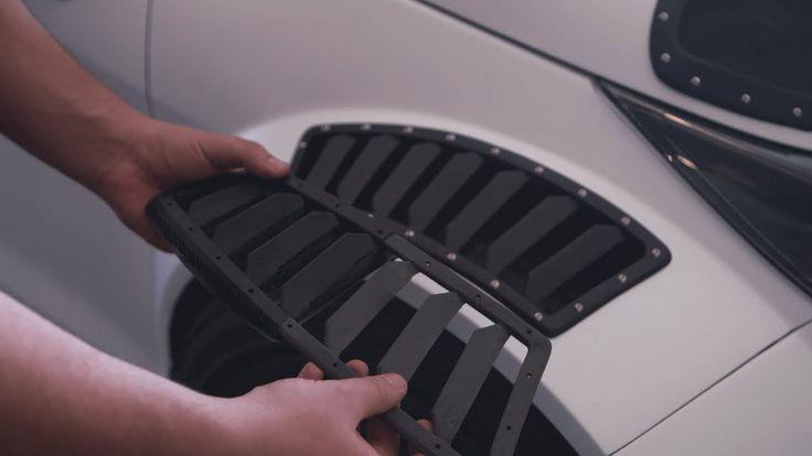 Tucci Hot Rods: 3D printing final custom car parts - Ultimaker: 3D Print...