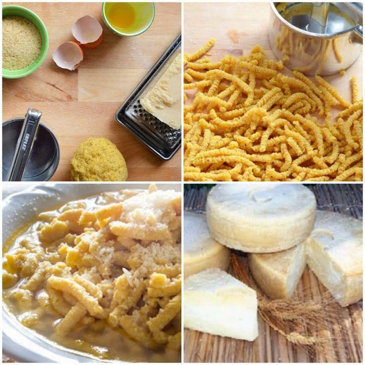 Oggi abbiamo cucinato i passatelli, una delle più classiche minestre della provincia di Pesaro e Urbino, in brodo con pecorino di Fossa. Da leccarsi i baffi! Per voi la ricetta dal sito ByMarche: