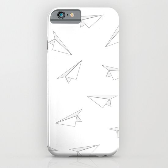 Paper Airplane iPhone Case #society6 #iphone