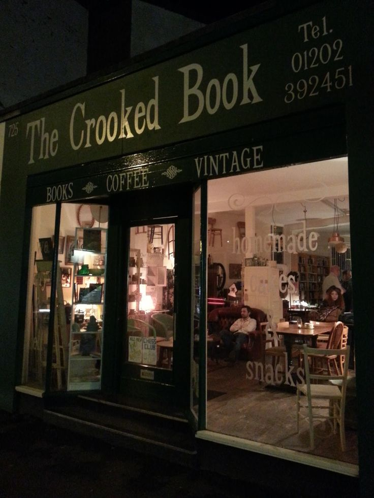 The Crooked Book, Boscombe