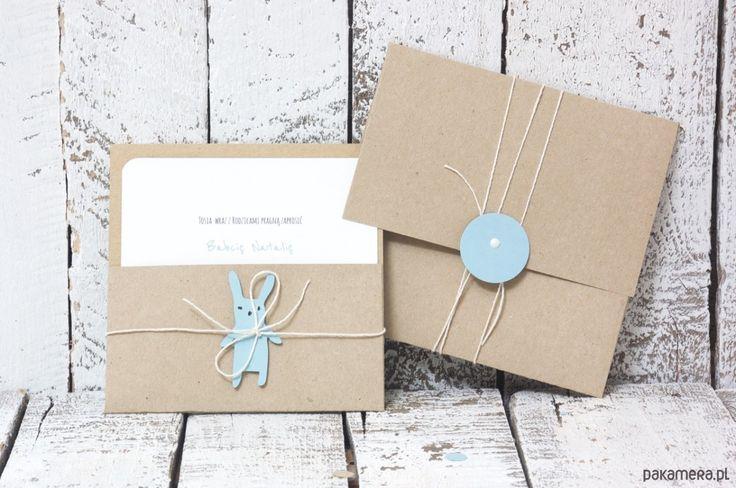 scrapbooking - kartki okolicznościowe- Zaproszenie, kartka na chrzest, urodziny