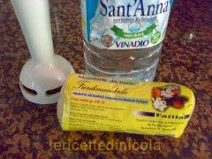 cucina,ricetta,ricette,granite siciliane300 gr. panetto di pasta di mandorle 1 lt. acqua minerale naturale