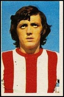 Lasa. Athletic Club de Bilbao. Cromos Ruiz Romero. Temporada 1976-77.
