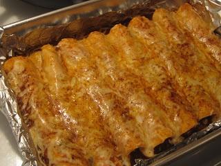 Easy Beef Enchiladas | Good Eats && Drinks | Pinterest