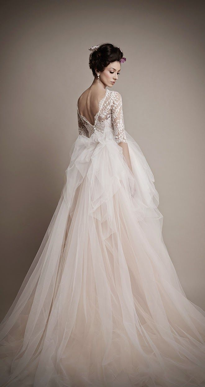 best modern bridal gowns images on pinterest wedding frocks