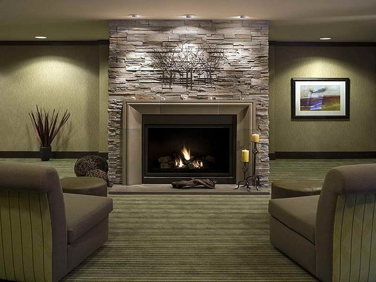 fireplace stone veneer boosting calm and relaxing interior ruchi designs