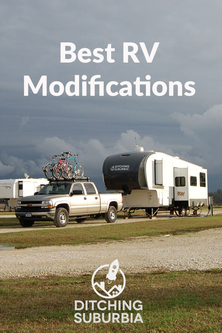 Best RV Modifications