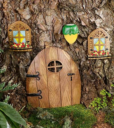 28 best images about fairy hobbits tree doors on pinterest for Large gnome doors