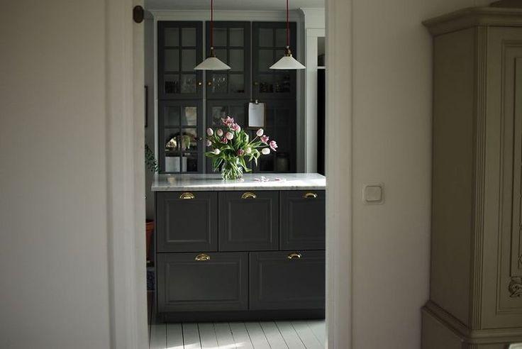 Köket – Före & Efter