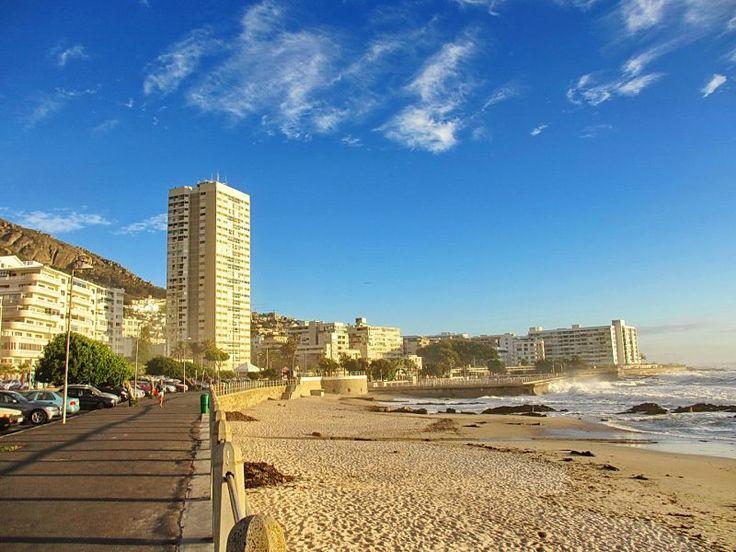 Promenade, Sea Point, Cape Town.