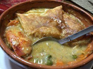 Seafood Pot Pie «  Chris' Recipes