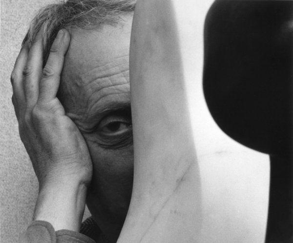 Жан Арп, скульптор