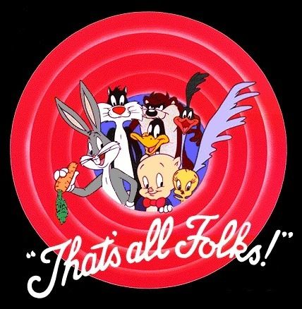 Looney Toons <3.. this & all the other old shows is all my kids are gonna watch...not today's creepy shows..