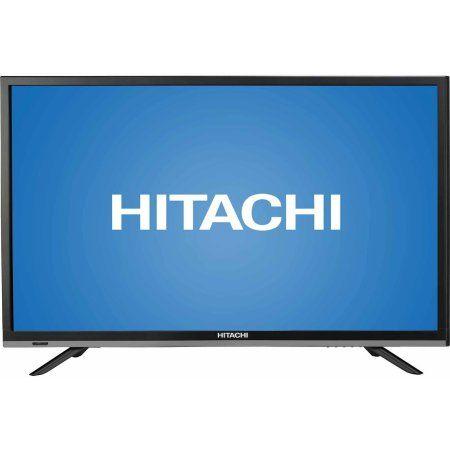 "Hitachi LE32A509 32"" 1080p 120Hz LED LCD HDTV | Walmart  $229"