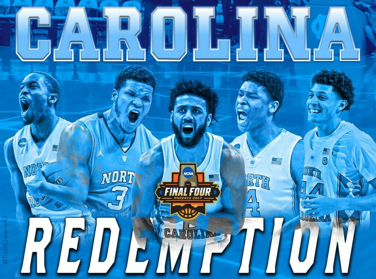 Carolina Redemption in the Desert  2017 National Champions