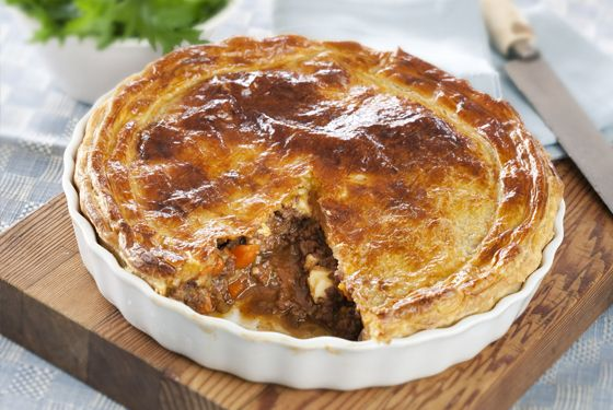 Mince and Cheese Pie | Recipes For Food Lovers Including Cooking Tips At Foodlovers.co.nz