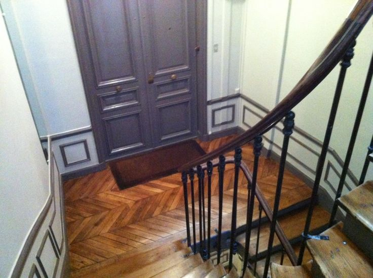 11 best CAGE ESCALIER IMMEUBLE images on Pinterest | Stairs, Home ...