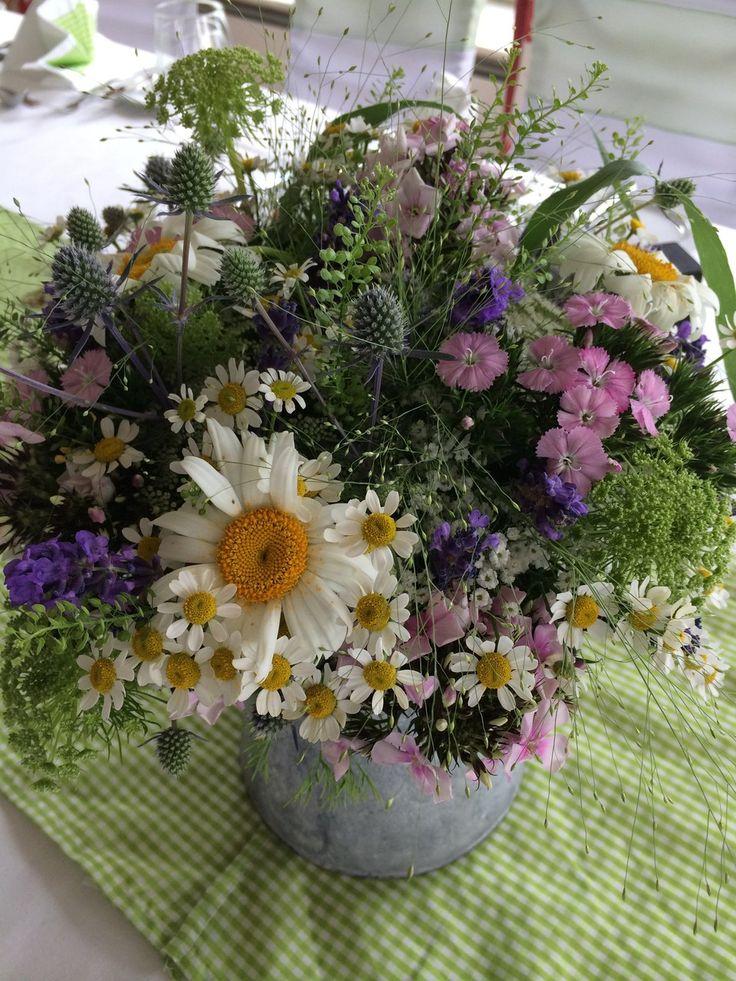 wunderschöne Waldblumen