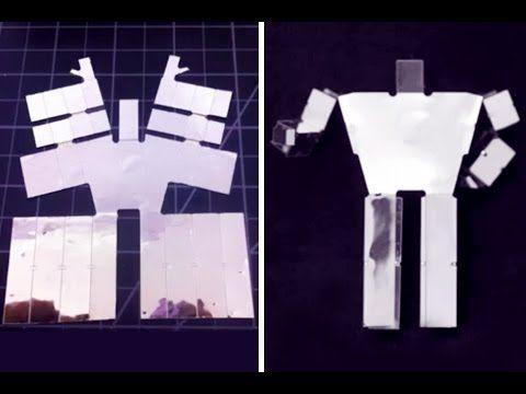 Bake your own robot (+afspeellijst)