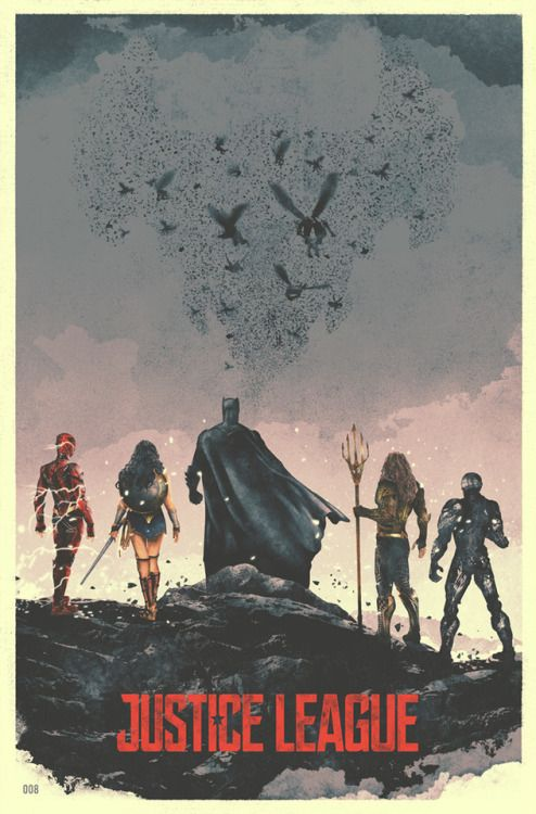 Justice League - Kevin & Kristen Howdeshell