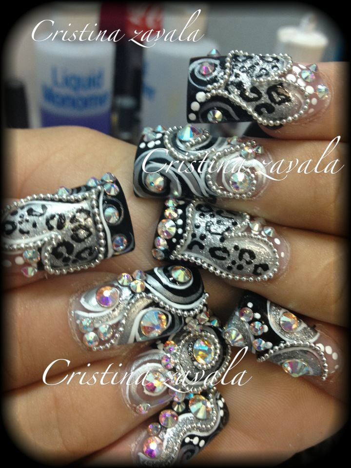 I would love to learn how to make them nails nails and for 3d nail art salon new jersey